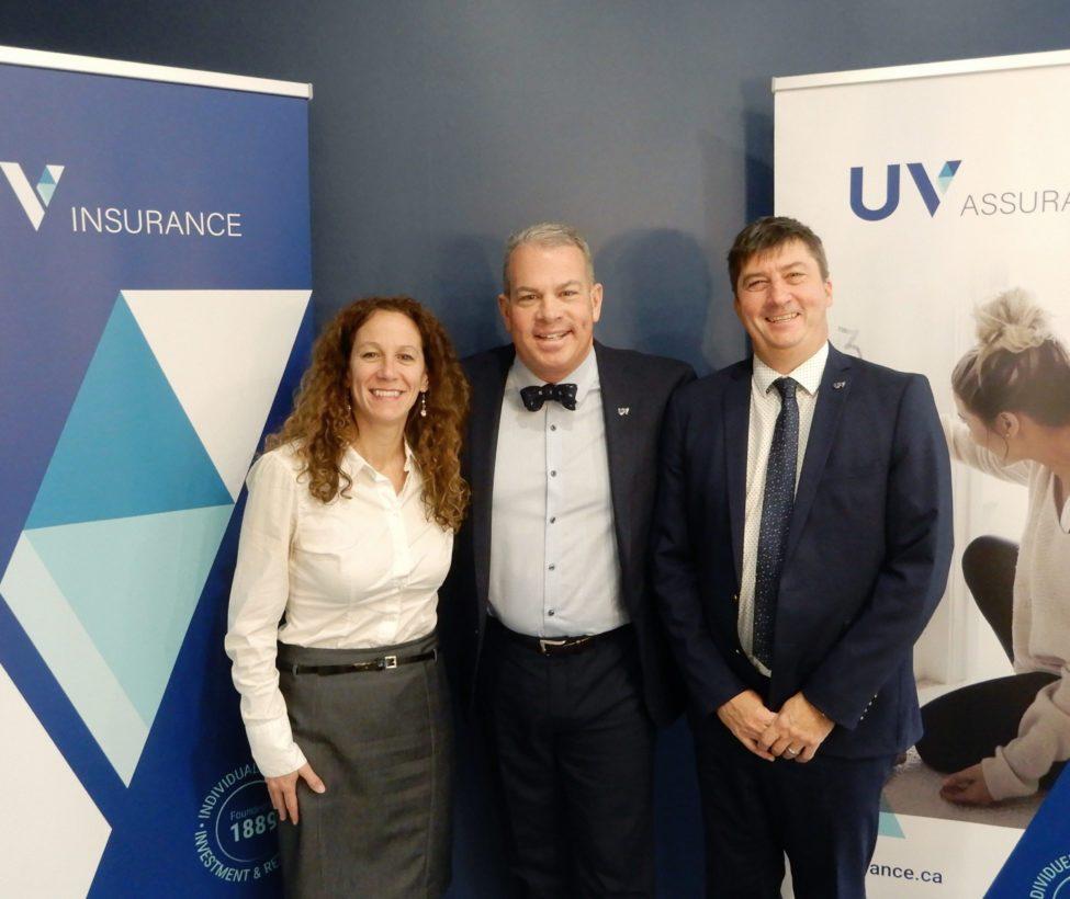 UV Assurance dévoile sa nouvelle identité visuelle